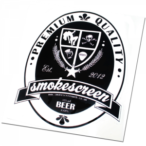 Smokescreen Sticker 2012